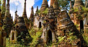 Затерянный храмовый комплекс Шве Индейн Пайя