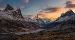 Самая крутая гора в мире