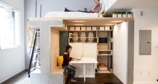 Мультифункциональная квартира лофт в Сан-Франциско
