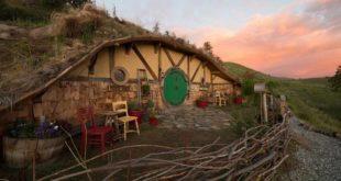 Домик хоббита — Крошечный дом в Шире