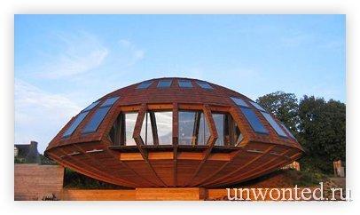 Купольный экодом Domespace