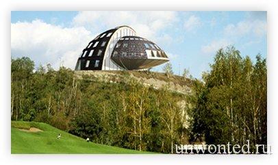 Другие варианты купольного эко-дома Domespace