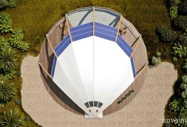 Сейсмоустойчивый эко-дом Pearl