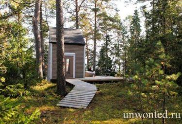 Маленький уютный дом Nido