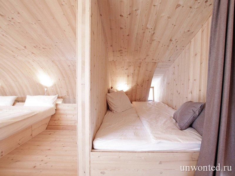 Гостевая спальня Ufogel