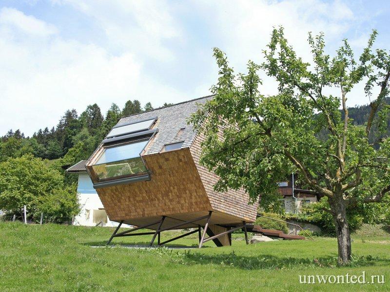 Деревянный гостевой домик Ufogel