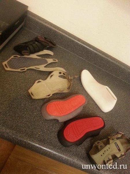 Из чего делают растущую обувь