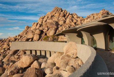 Необычный дом в пустыне Desert House