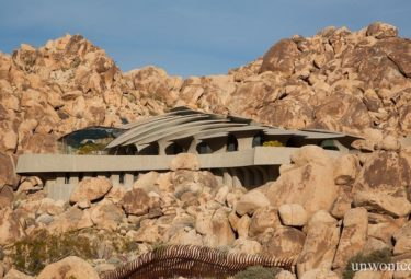 Органическая архитектура Дома в Пустыне