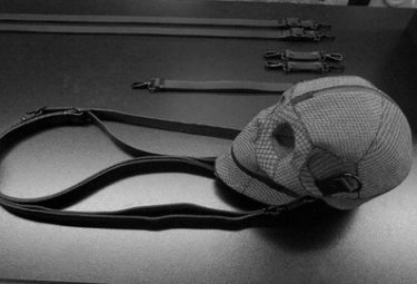 Рюкзак в форме черепа