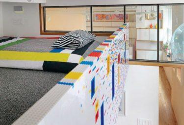 Квартира в стиле Lego