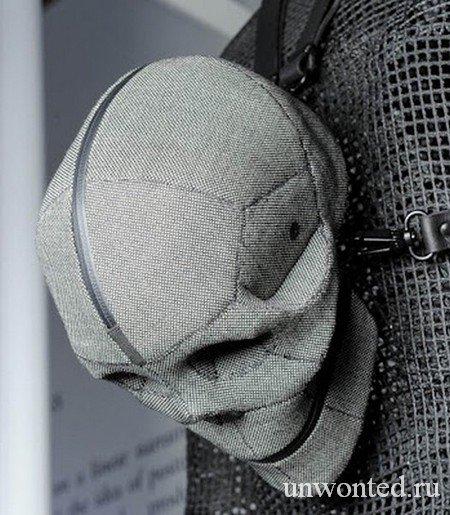 Рюкзак в форме черепа Shiva Skull