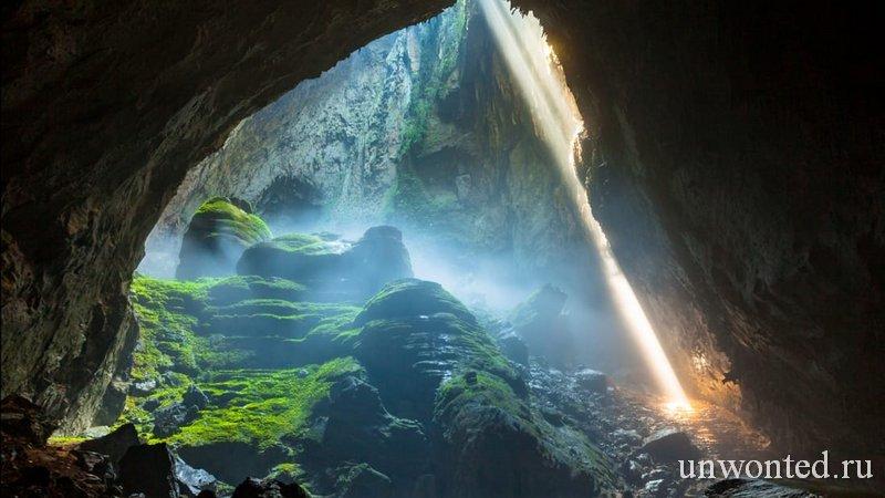 Пещера Шондонг фото