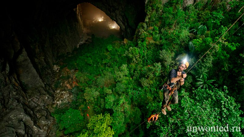 Лес пещеры Шондонг