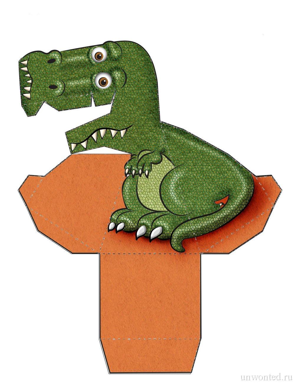 T-Rex эллюзия