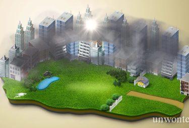 Очищение городского воздуха от смога