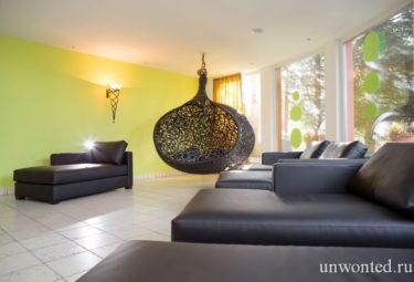 Кружевная мебель из вулканического базальта