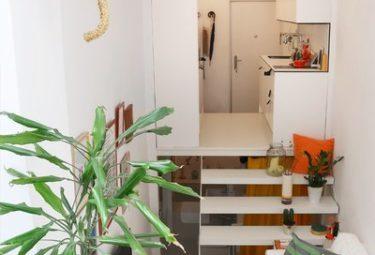 Многоуровневая квартира Альберто Браво
