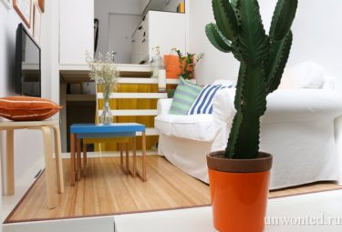 Многоуровневая квартира в пригороде Мадрида