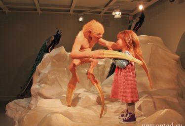 Фантастическая современная скульптура Патриции Пичини