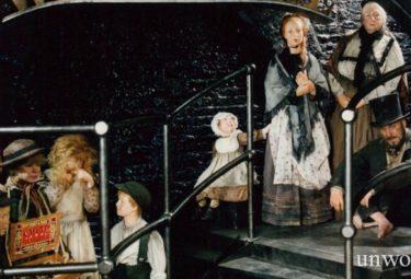 Восковые скульптуры истории Лондона