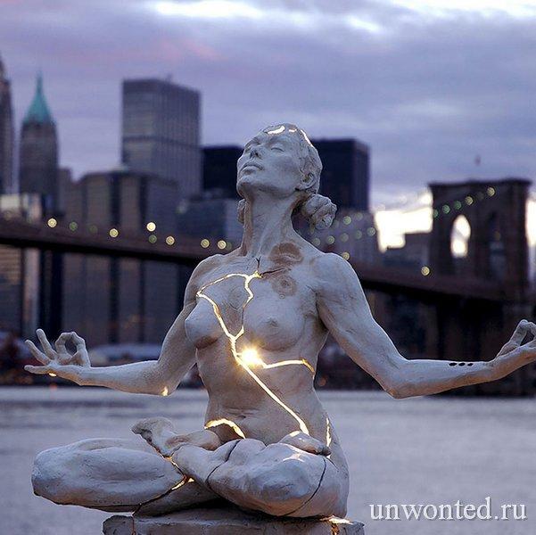 Необычные скульптуры мира - Расширение