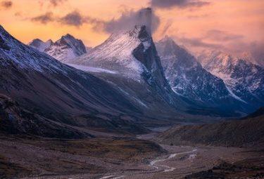 Самая крутая гора в мире - гора Тора