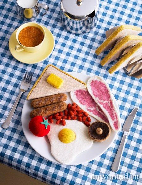 Комфортная еда от Джессики Данц