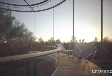 Открытая планировка с видом на 360 градусов