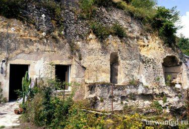 Дом в пещере за 1 евро