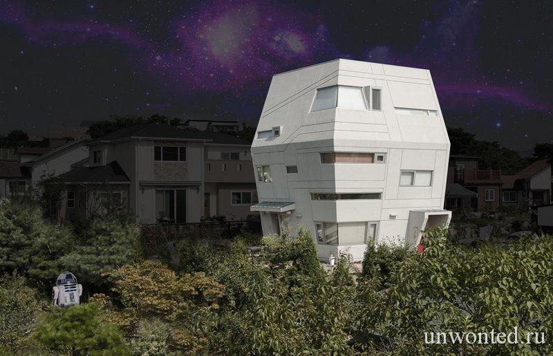 Фантастический дизайн Дома Звездные Войны