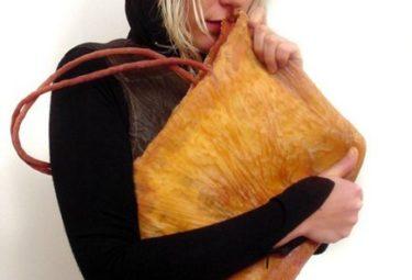 Женская сумка из человеческой кожи SkinBag