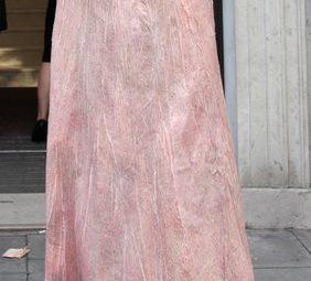 Хеджаб из человеческой кожи SkinBag