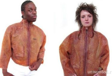 Куртки из человеческой кожи SkinBag