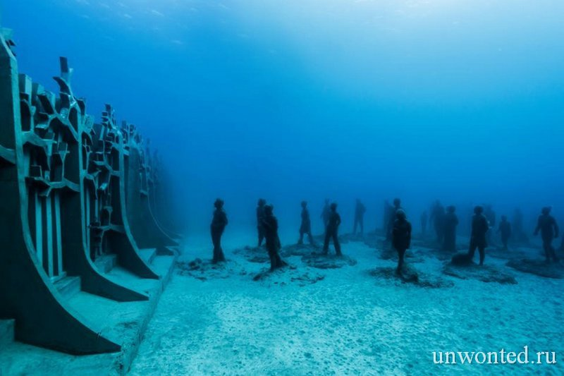 Подводная стена - Джейсон де Кайрес Тэйлор