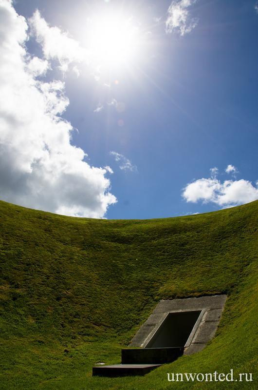 Край Кратера Ирландского Небесного Сада - Джеймс Таррелл