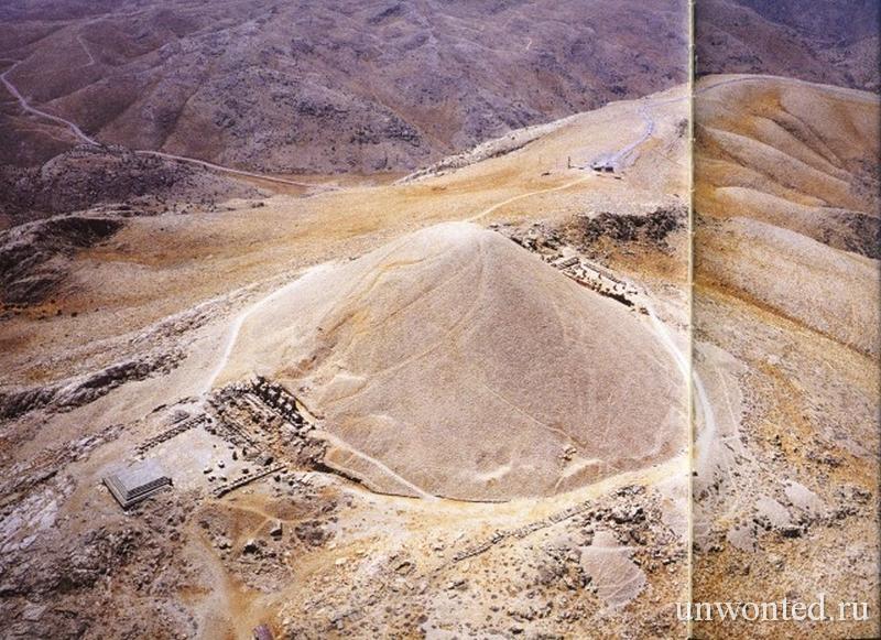 Немрут Даг грандиозное святилище богов Коммагенского царства