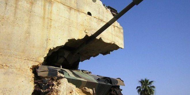 Надежда на мир - Памятник из танков в Ливане
