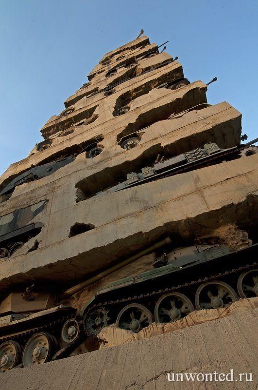 Надежда на мир - символ окончания гражданской войны в Ливане