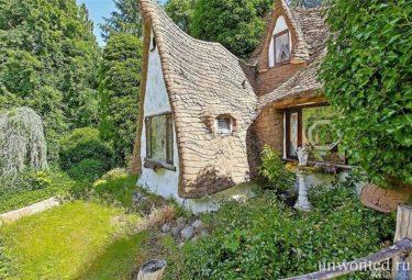 Сказочный дом Белоснежки Олалья, штат Вашингтон