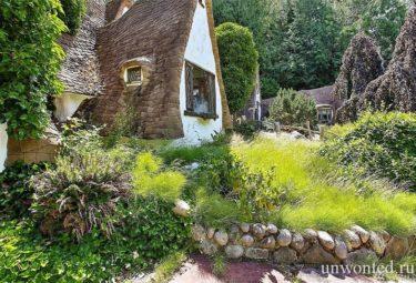 Сказочный дом Белоснежки с маленькими окошками - Олалья