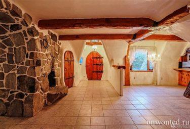 Сказочный интерьер дома Беломнежки в Олалья, штат Вашингтон