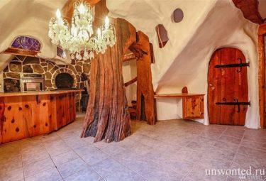 Гостиная сказочного дома Белоснежки Олалья