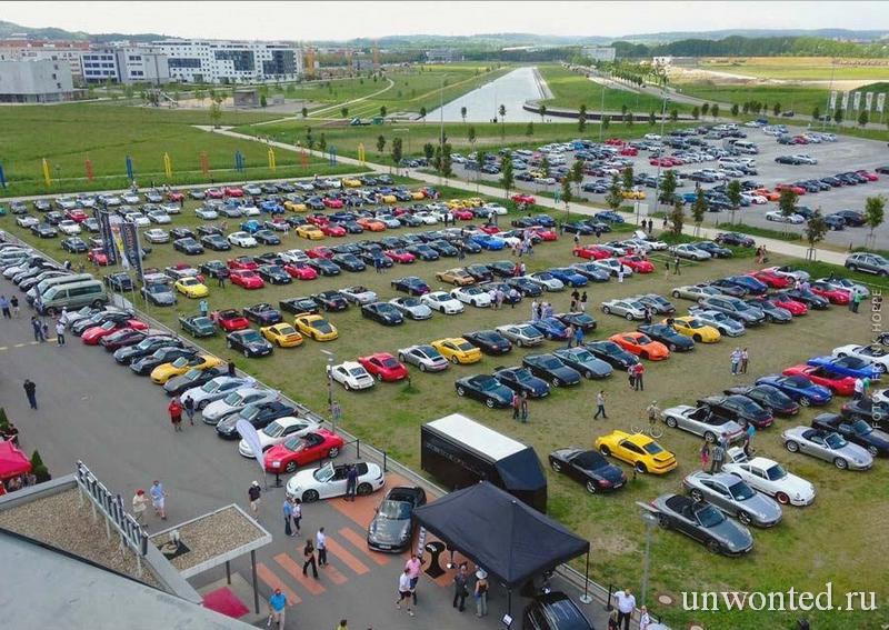 Шоу Motor World Штутгарт, Германия