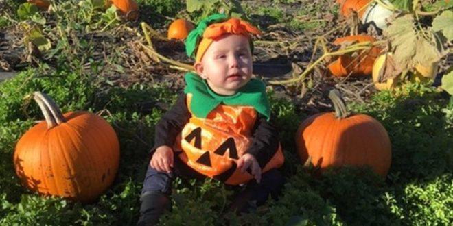 Необычные костюмы на Хэллоуин для детей