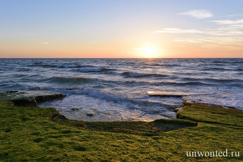 Остров Киш - природные достопримечательности Ближнего Востока