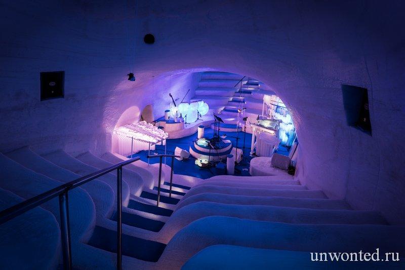 IceConcerthall ледяной концертный зал