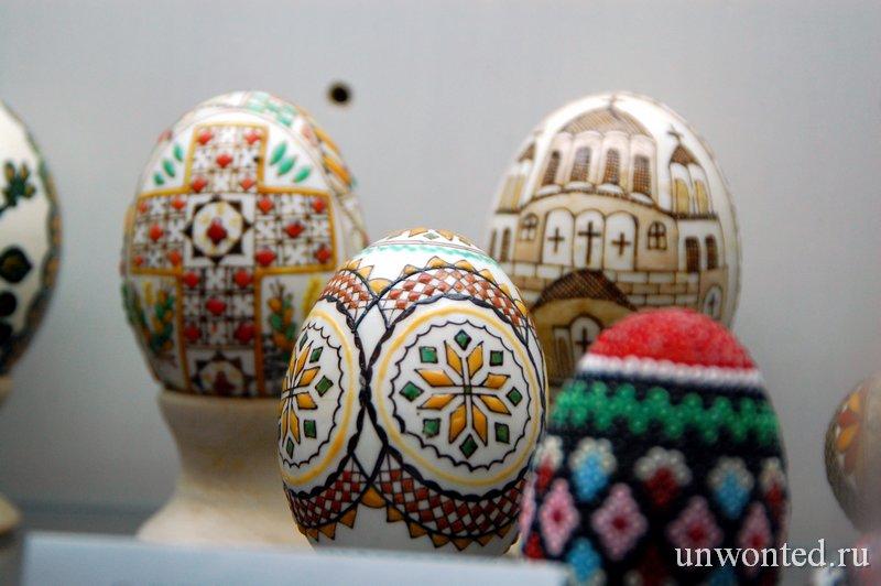 Яйца писанки фото
