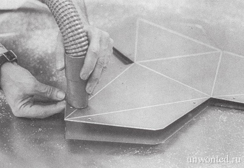 Изготовление деталей самого большого пасхального яйца