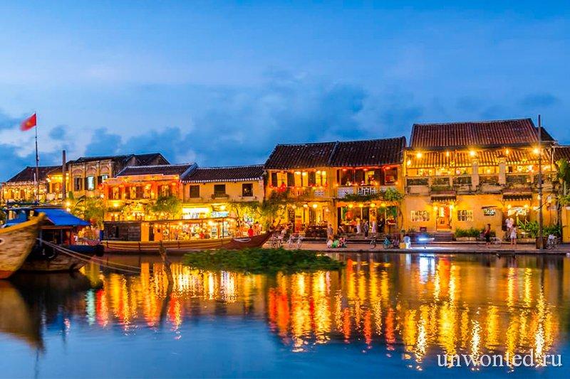 Достопримечательности Вьетнама - Город Хой Ан